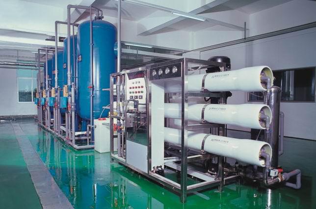 工业反渗透EDI超纯水设备-反渗透水处理设备-14330333S-1