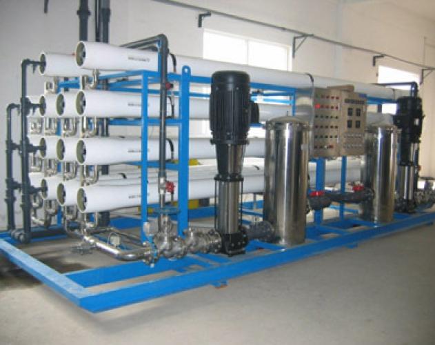 工業反滲透EDI超純水設備-70噸工業水處理反滲透純水設備-70噸工業水處理反滲透純水設備