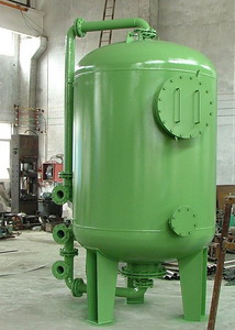 地下水井水山泉水过滤设备-石英砂过滤-p7