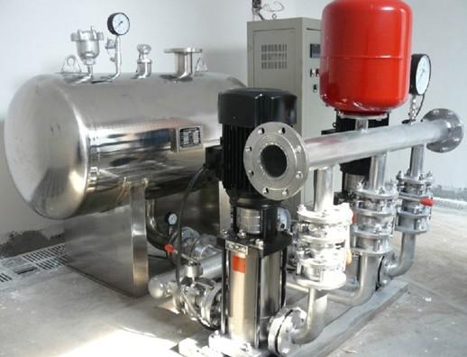 无负压变频供水设备不锈钢水-144T44145-0