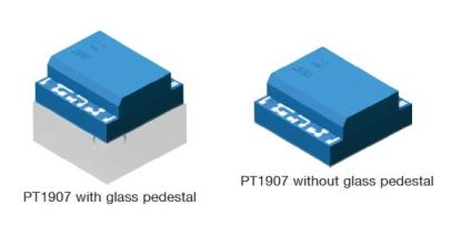 novasensor pt1907 pressure and temperature sensor die with and without pedestal