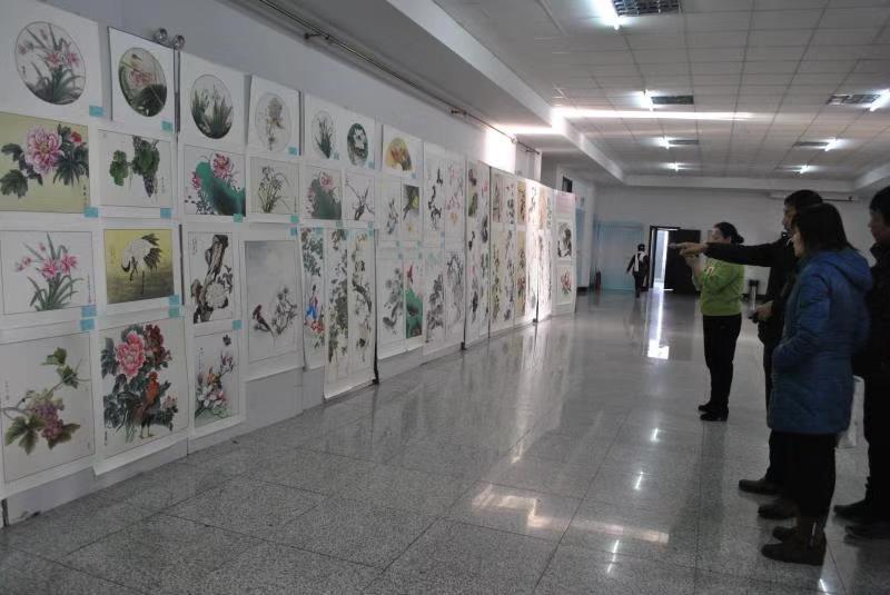 老年大学画展简报-微信图【sheet】_20200101101953