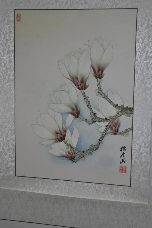 老年大学画展简报-微信图【sheet】_202001011019531