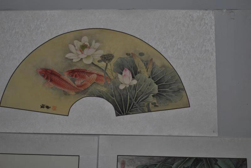 老年大学画展简报-微信图【sheet】_202001011019532