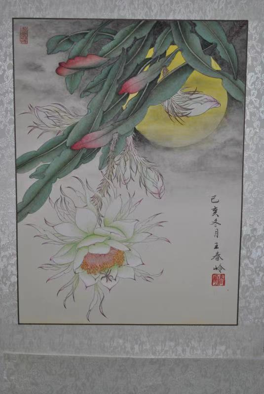 老年大学画展简报-微信图【sheet】_202001011019533