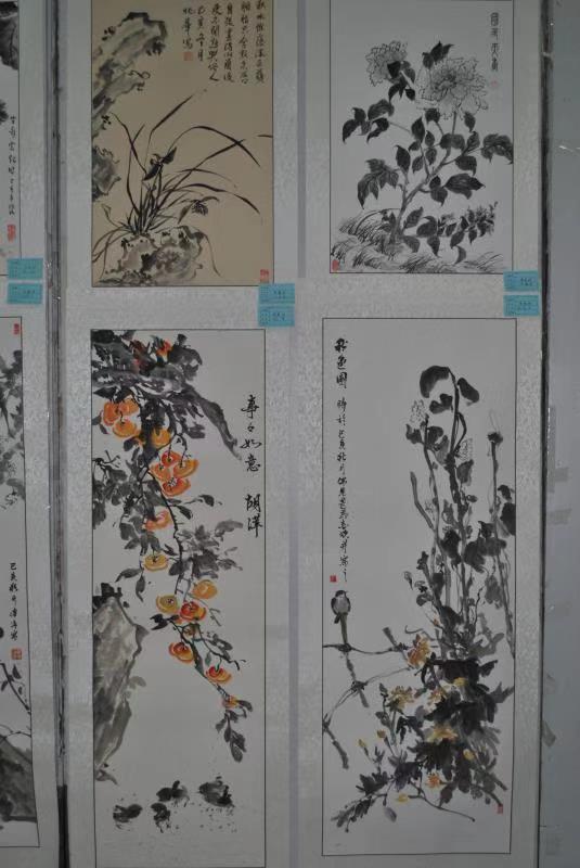 老年大学画展简报-微信图【sheet】_202001011019534