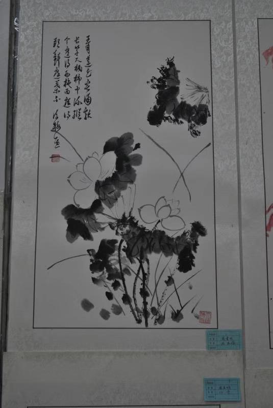 老年大学画展简报-微信图【sheet】_202001011019535