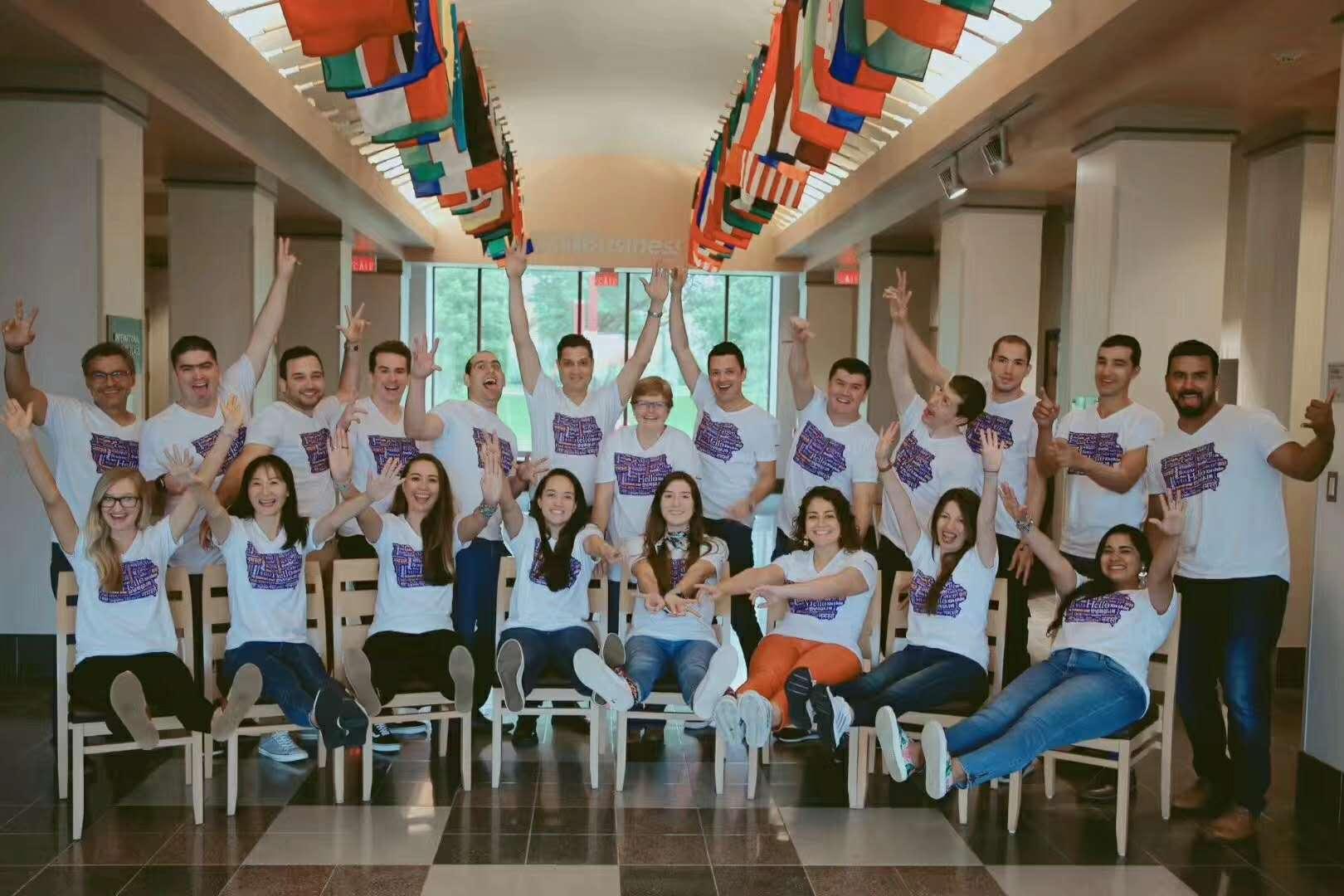 上海MBA_在职MBA_免联考MBA_唯一全学分在职MBA项目美国北爱荷华大学MBA