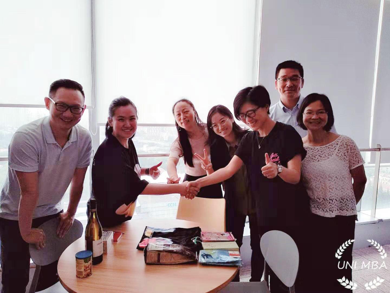 上海MBA_在职MBA_免联考MBA_国际MBA_全美TOP2公立大学美国北爱荷华大学MBA