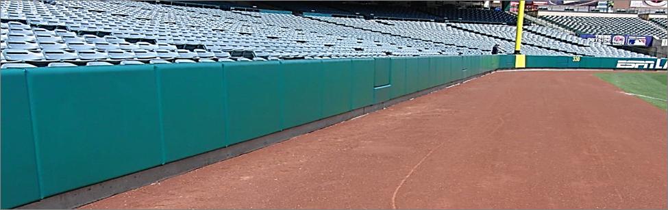 体育场馆室外防撞墙垫价格
