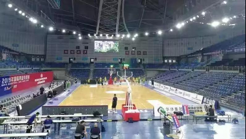 篮球馆体育设施建设
