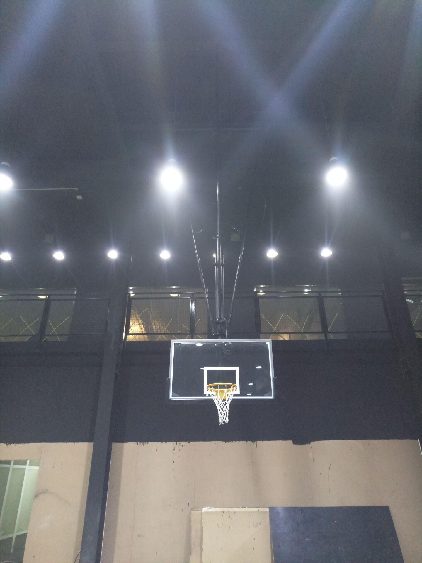 美式电动悬空篮球架