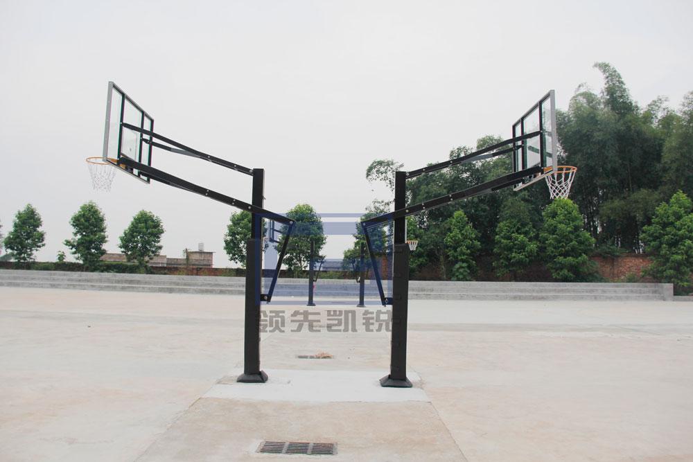 种地式篮球架