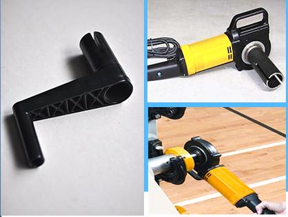 辊轴驱动配备手动和电动两种方式,满足客户不同需求。