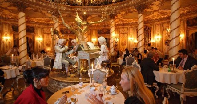 莫斯科图兰朵餐厅
