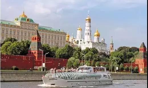 莫斯科河游船