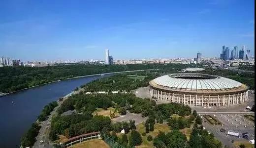 2018世界杯主赛场