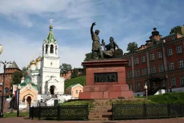 下诺夫哥罗德克里姆林宫