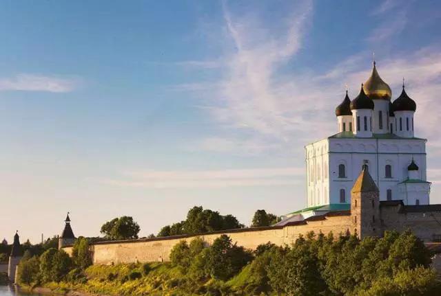 普斯科夫克里姆林宫