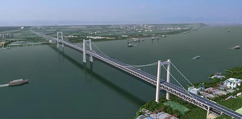 瓯江北口大桥
