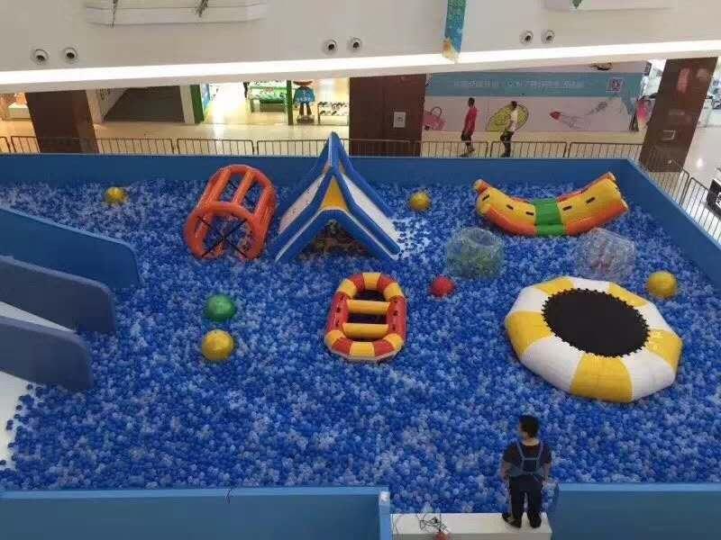 海洋球池-海洋球池1