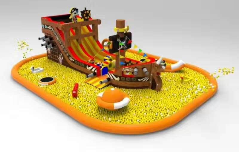 海洋球池-海洋球池4