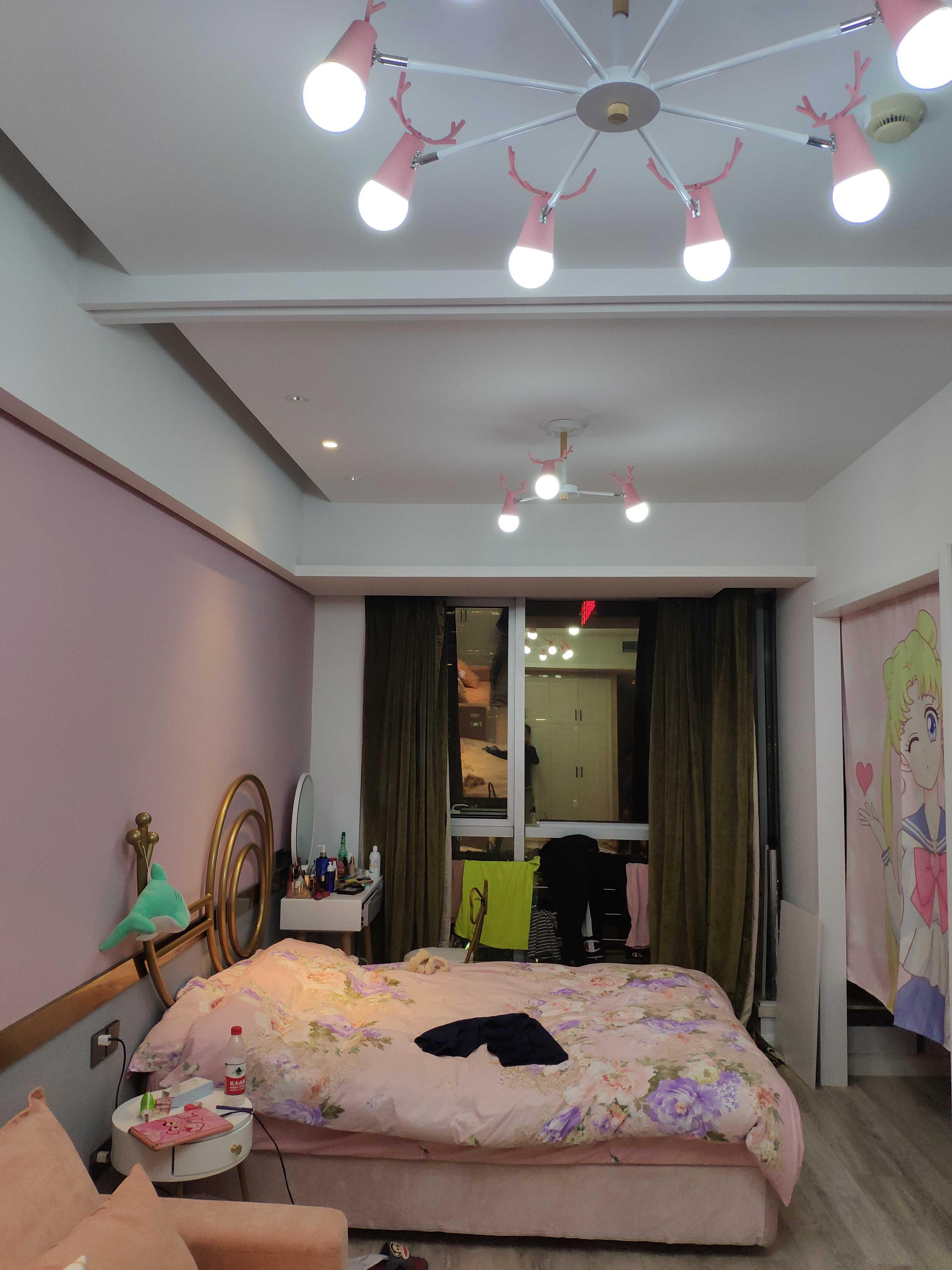 滨江小户型旧房改造-612a444294584f8e704b44e72a632dd