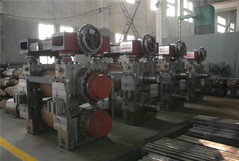 280-700mm高刚度轧机