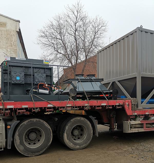 娄底50吨卧式水泥仓