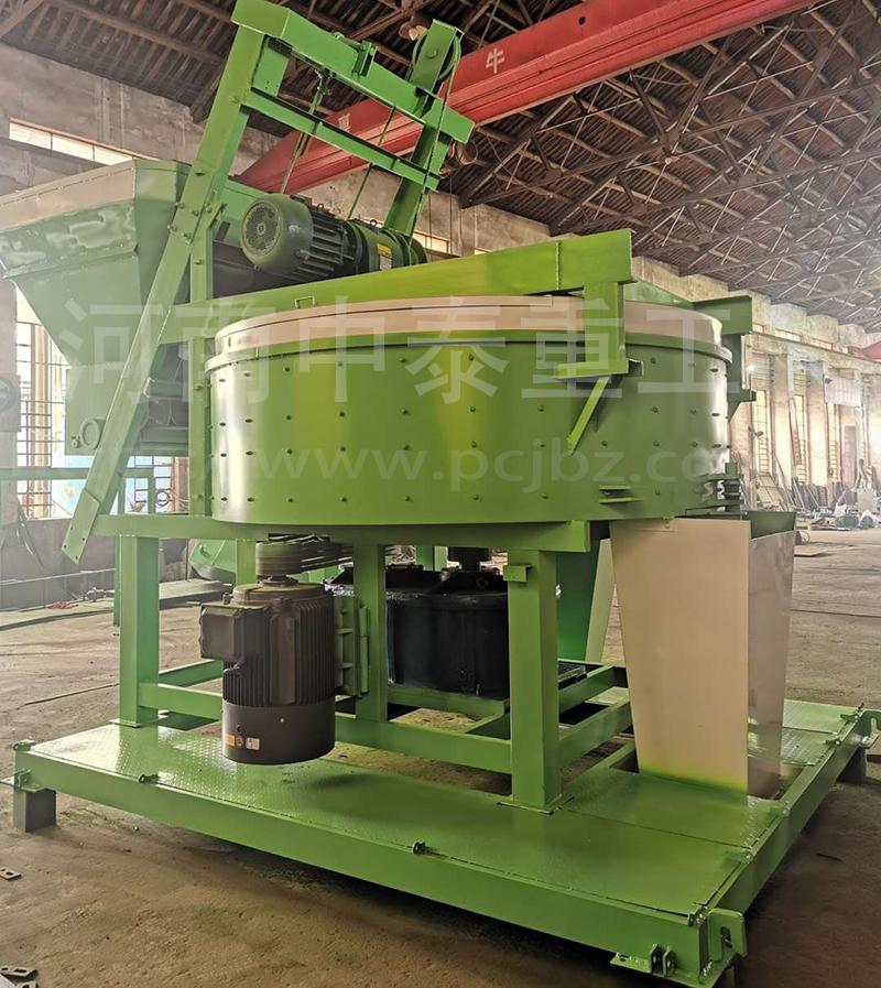 预制构件厂专用混凝土搅拌机800