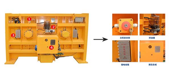 强制搅拌机细节图片