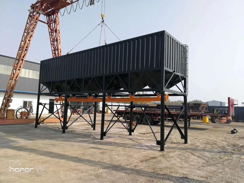 100吨卧式水泥仓
