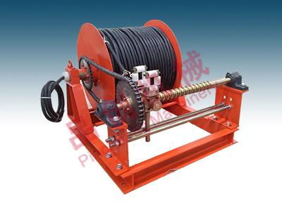 滚筒式电缆绞车7
