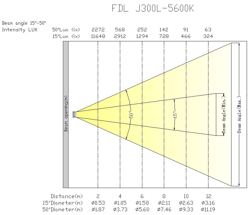 J300L-5600k