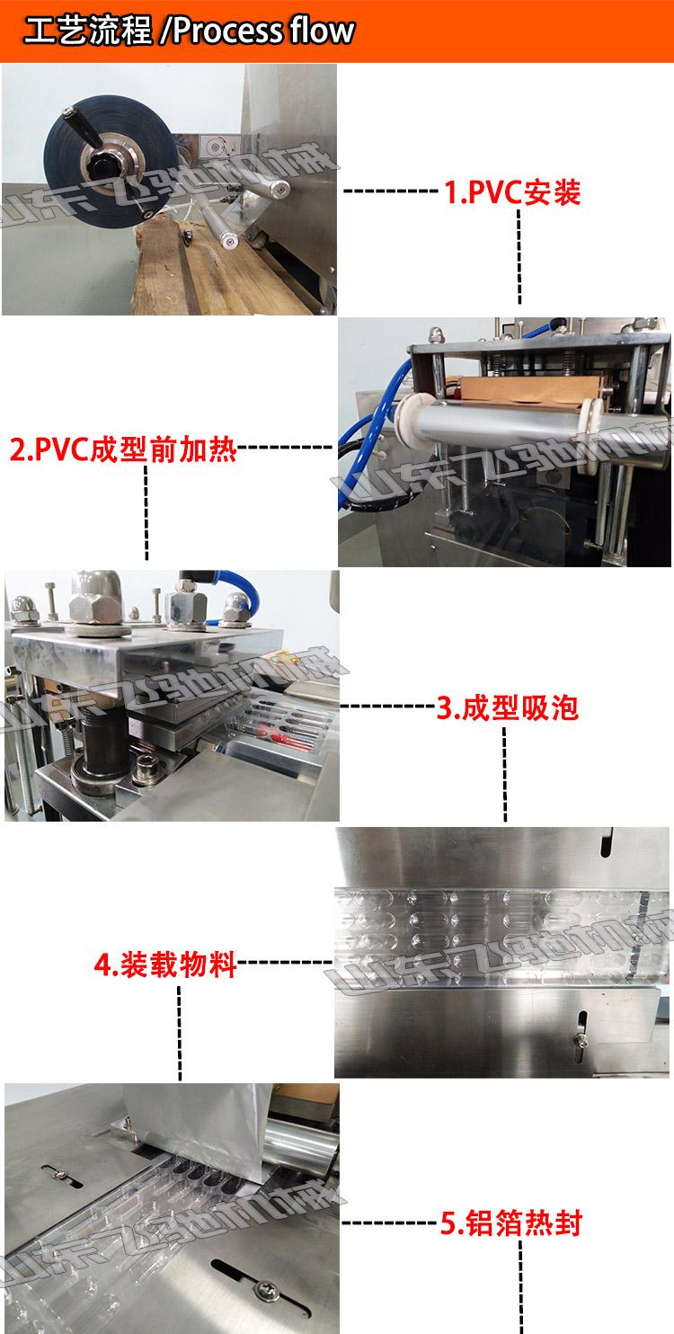 平板式铝塑泡罩包装机750_04
