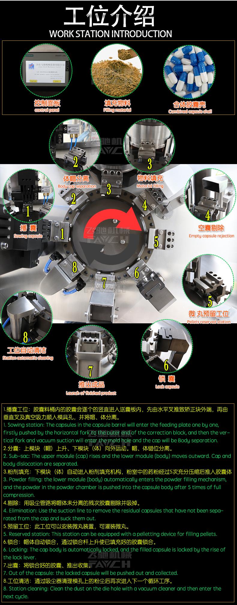 全自动胶囊填充机介绍_05