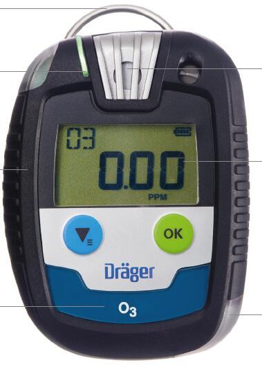 Pac8000臭氧O3检测仪