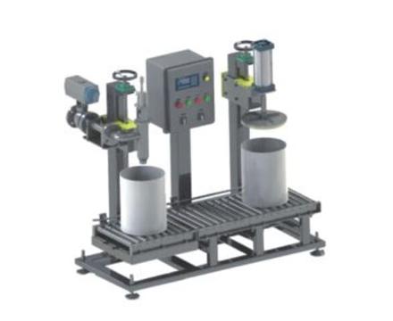 PC-DCS-30-3灌装线设备