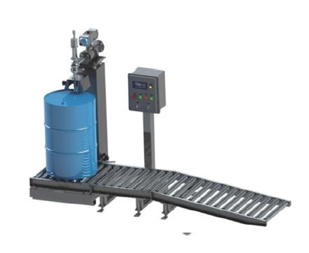 PC-DCS-300液体灌装机