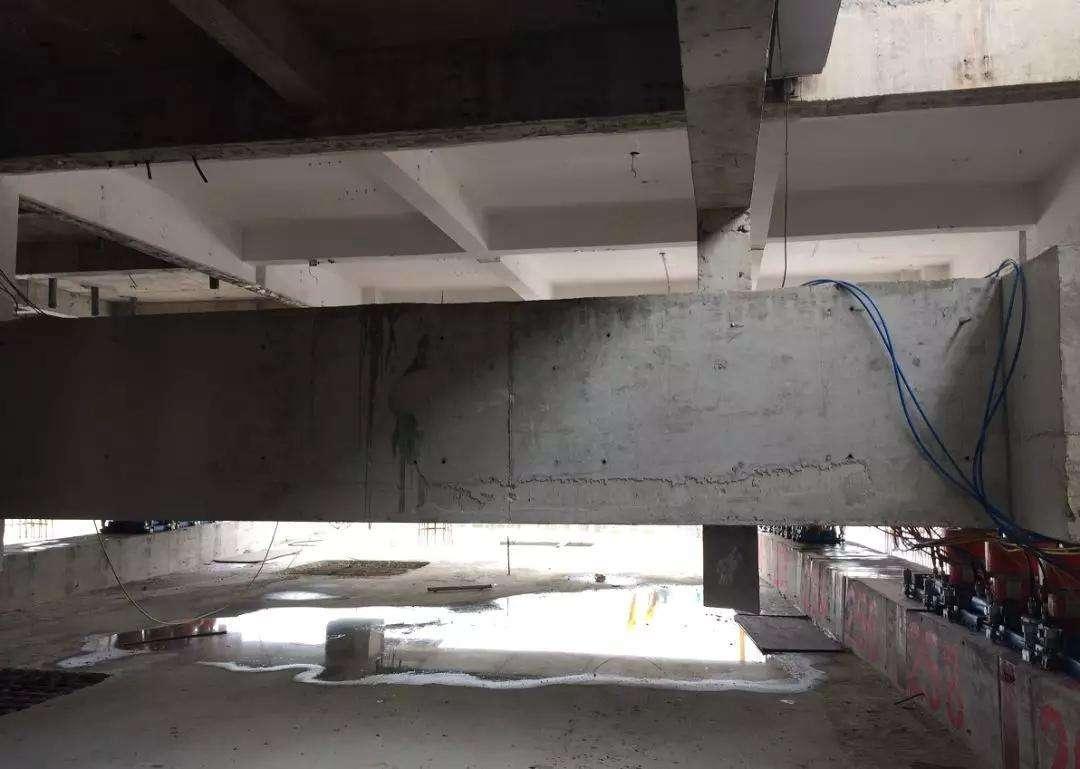 建筑糾偏平移2