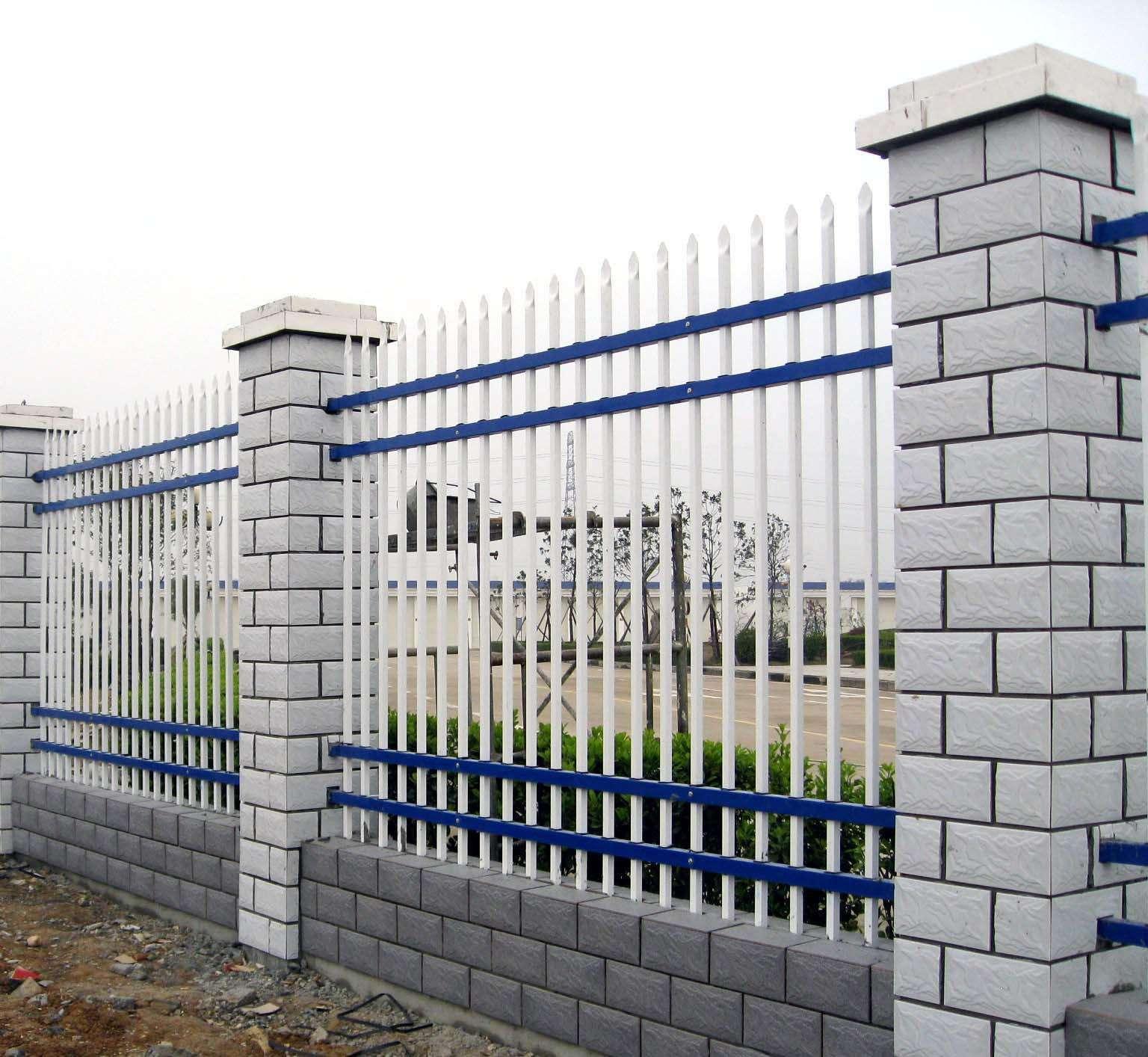 锌钢护栏1