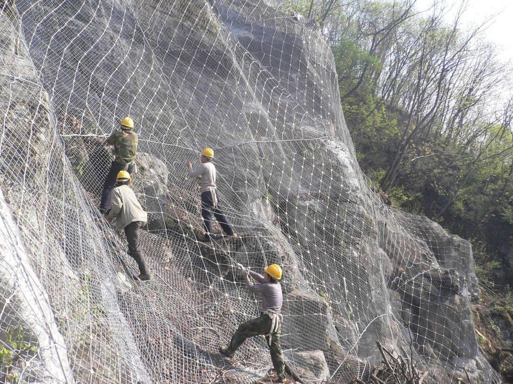 主动边坡防护网1