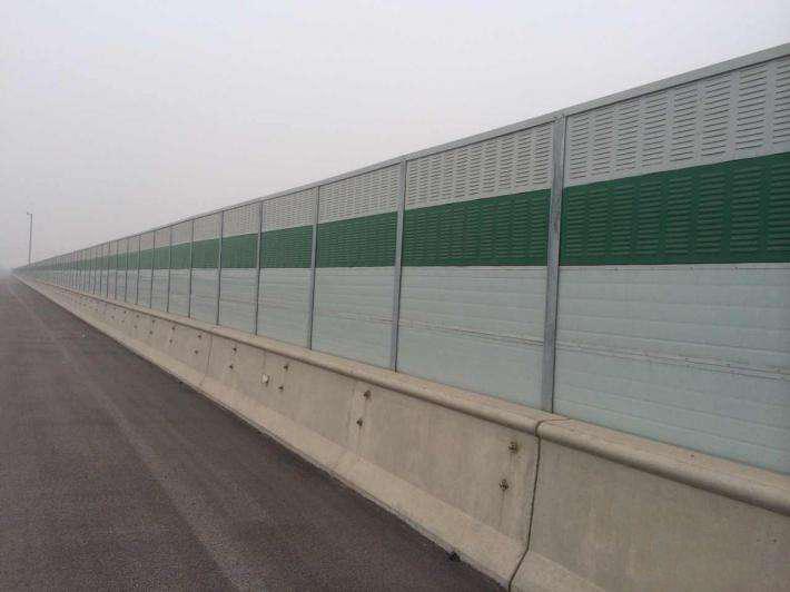 高速公路声屏障2