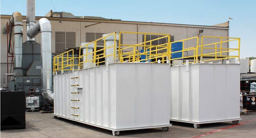 碳吸附处理系统及设备