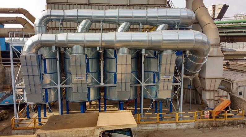 碳吸附处理系统及设备3