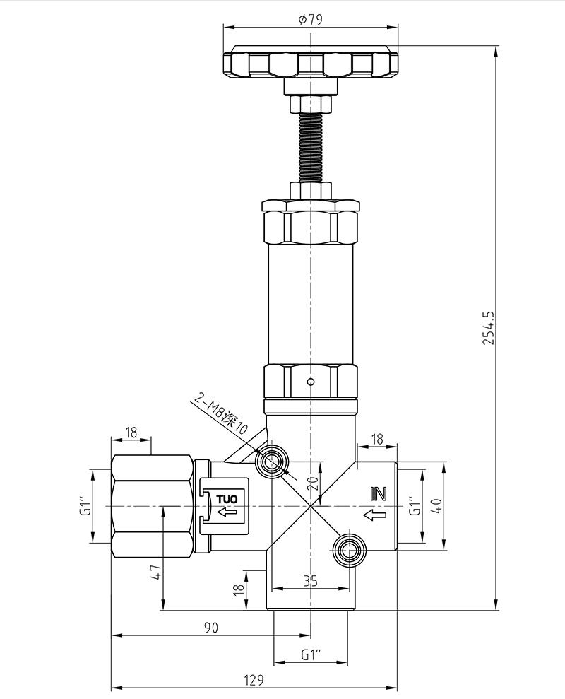 VK200外形图