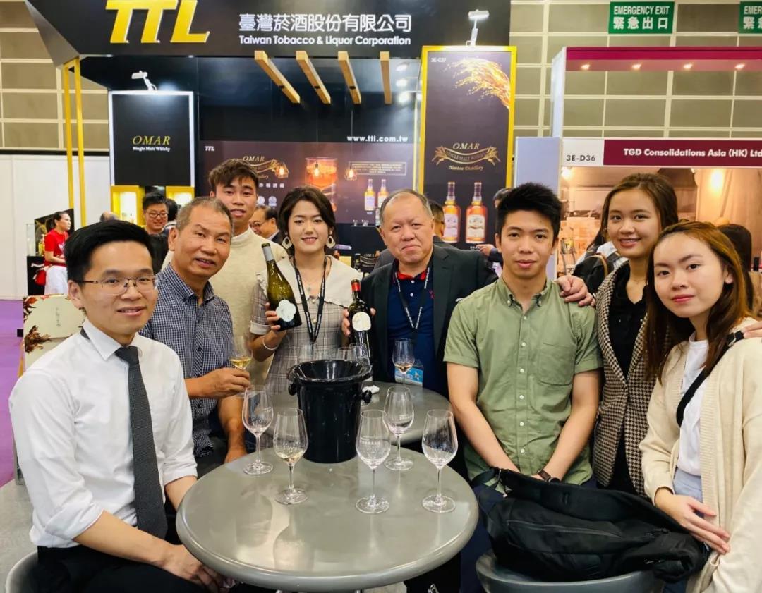 香港美酒展期间落下实锤:香港与宁夏两地强强联手发展葡萄酒贸易-2