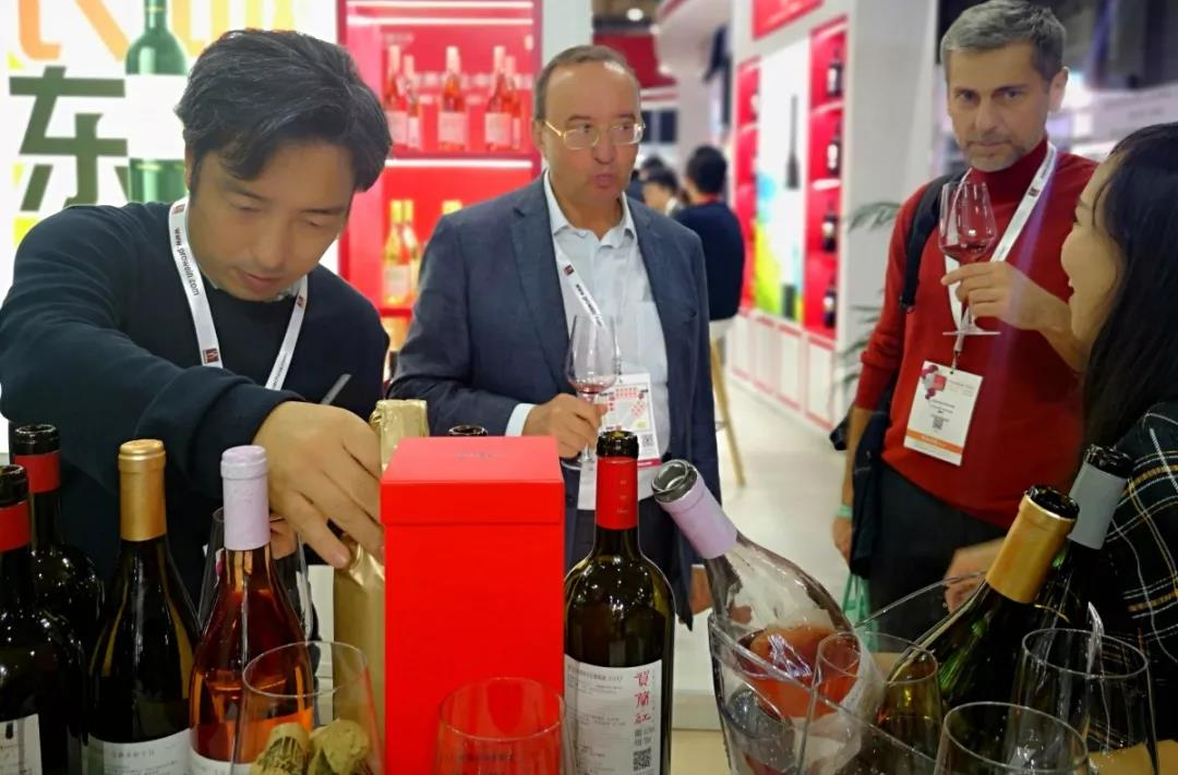 """ProwineChina2019展览会上,葡萄酒的""""新国潮""""被重新定义-10"""