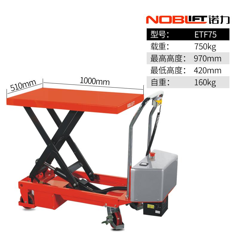 SKU13_ETF75載重750公斤(jin)升高(gao)0.97米-需訂貨
