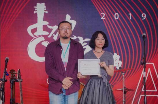 005-第五届雅马哈吉他女声青岛赛区选冠军选手